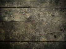 Dark brown grunge rustic wallpaper Stock Photo