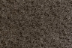 Dark brown leather texture, dark brown leather bag. Royalty Free Stock Photo