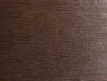 Dark brown leather. Texture of dark brown leather . use for background Royalty Free Stock Images