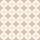 Dark brown and light brown colors. Abstract pattern nodes. Royalty Free Stock Image