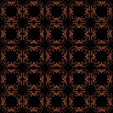Dark brown ornamental background for vintage design Royalty Free Stock Photo