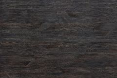 Dark brown black painted wooden desk background table texture table structure royalty free stock images