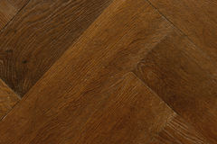 Dark brown parquet Royalty Free Stock Images