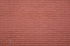 Dark Brown Red Brick Wall Royalty Free Stock Image