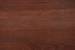 Dark brown red wooden background with place for text Royalty Free Stock Photography