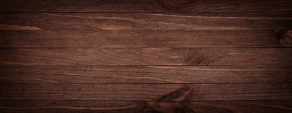 Dark brown scratched wooden cutting board. Wood texture backgrou. Dark brown scratched wooden cutting board. Wood texture Royalty Free Stock Image