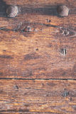 Dark Brown Vintage Wood textured Background Royalty Free Stock Photography