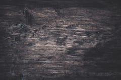 Dark Brown Vintage Wood textured Background Stock Image