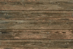 Dark brown vintage wooden background Stock Photo
