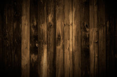 Dark Brown Wood Background Royalty Free Stock Photo
