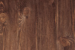 Dark Brown wood plank wall texture background. Vintage wooden background, shabby painted wood texture Royalty Free Stock Photography
