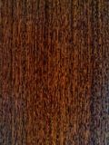 Dark brown wood surface. Background royalty free stock photo