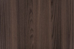 Dark Brown Wood Texture Background with Copyspace Stock Photography
