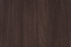 Dark Brown Wood Texture Background with Copyspace Royalty Free Stock Images