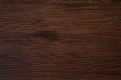 Dark brown wood texture stock photography