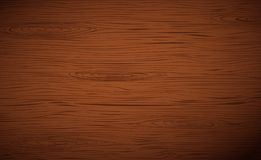Dark brown wooden cutting, chopping board, table or floor surface. Wood texture. Dark brown wooden cutting, chopping board, table or floor surface. Wood texture royalty free illustration