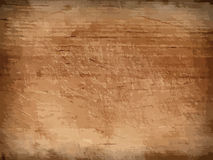 Dark brown wooden wall, table, floor surface. Aged board. Vector wood texture. Royalty Free Stock Photos