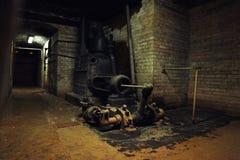 dark building Royalty Free Stock Photo