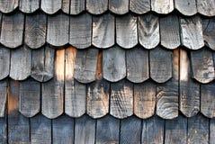 Dark  burned wood background. Dark wood background useful as background Stock Photo