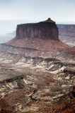 Dark canyonland Royalty Free Stock Images