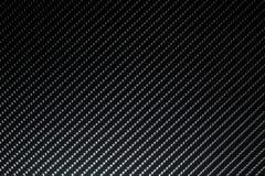 Dark carbon fiber background. Or texture Stock Images