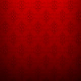 Dark carbon fiber and red overlap element abstract background ve. Ctor illustration eps10 Stock Image