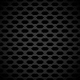 Dark Carbon-Like Background Pattern with Seamlessly Repeatable G Royalty Free Stock Photography