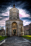 Dark cathedral hdr Royalty Free Stock Images