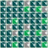 Dark ceramic tiles Royalty Free Stock Image
