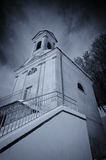 Dark Chapel Stock Photography