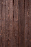 Dark chestnut wood texture Royalty Free Stock Photography