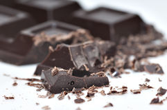 Dark chocolate Royalty Free Stock Images