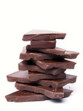 Dark chocolate Royalty Free Stock Photos