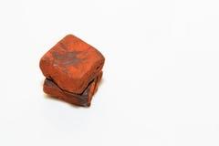 Dark chocolate Stock Photo