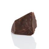 Dark chocolate chunk Stock Image
