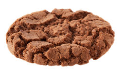 Dark chocolate cookie Royalty Free Stock Photo