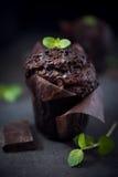 Dark chocolate cookie Royalty Free Stock Photography
