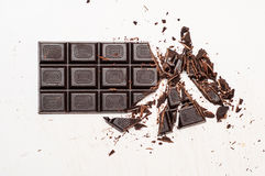 Dark chocolate Stock Photos