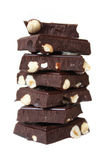 Dark chocolate Royalty Free Stock Images