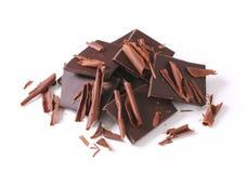 Dark chocolate Royalty Free Stock Photo