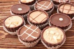 Dark chocolate Stock Image
