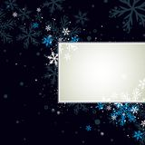 Dark christmas background,  Royalty Free Stock Images