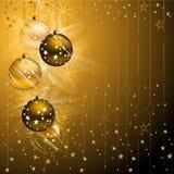 Dark Christmas background Royalty Free Stock Photo