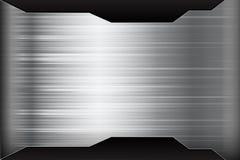 Free Dark Chrome Black And Grey Background Texture Vector Illustration Eps10 003 Stock Image - 73989341