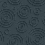Dark circles walpaper. Royalty Free Stock Images