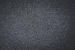Dark cloth fabric background Stock Photos