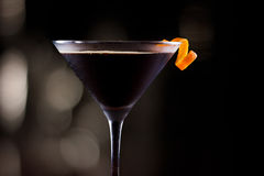 Espresso martini Stock Photos