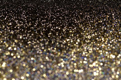 Dark colored  glitter abstract background Stock Photo
