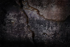 Dark concrete Texture Stock Image