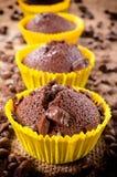 Dark cookies Royalty Free Stock Images